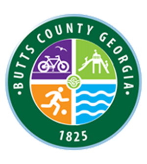 Logo for Butts County